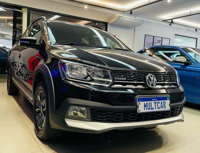 VW VOLKSWAGEN SAVEIRO CROSS CD 1.6 FLEX MT 20-21  - Foto 4