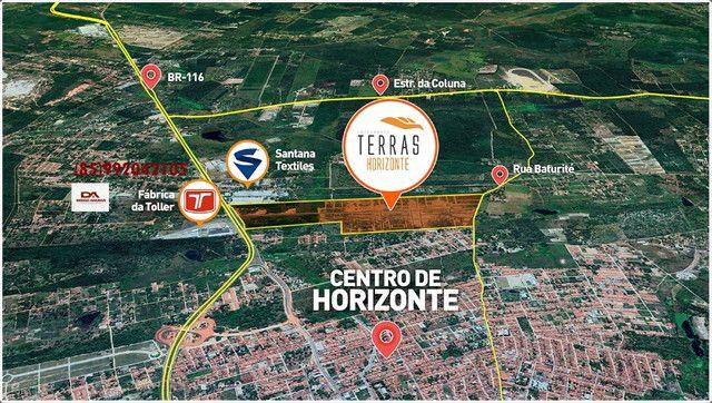 Lotes de 175m² >> Terras Horizonte $%$