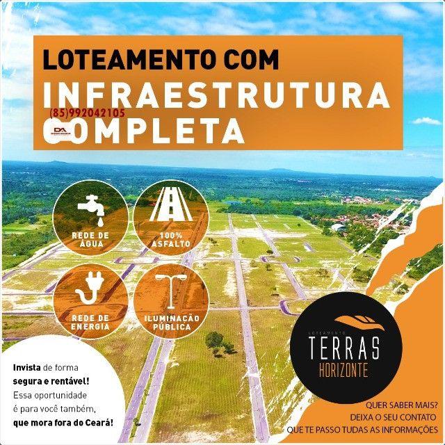 Lotes de 175m² >> Terras Horizonte $%$ - Foto 8