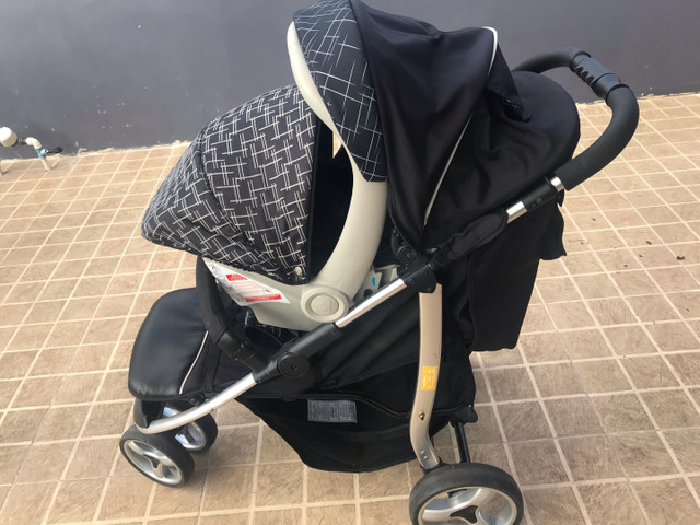 Bebê conforto Galzerano com base - Foto 3