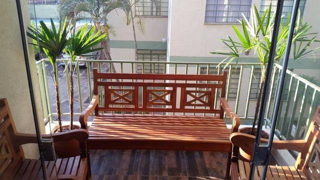 Lindo Apartamento Jardim Leblon Residencial Guaianazes - Foto 4