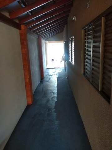 Linda Casa Aero Rancho com Varanda e quintal amplo - Foto 15
