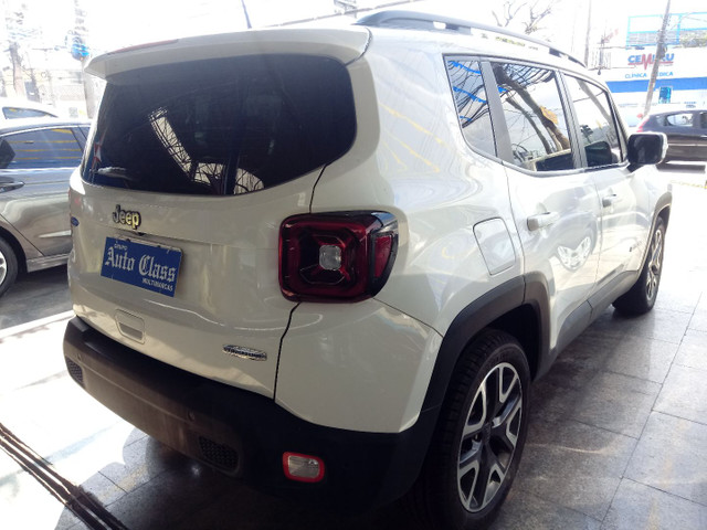 Jeep rene  longitude 2020 ja com ipva pago! - Foto 4