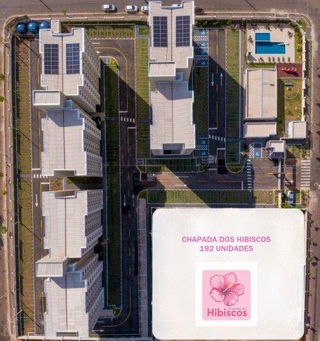 MRV Chapada dos Hibiscos Apartamento 2 quartos Morada do Ouro  - Foto 4