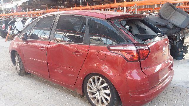 Peças usadas C4 Picasso 2012 gasolina 143cv 5L aut