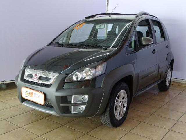 FIAT IDEA 2014/2015 1.8 MPI ADVENTURE 16V FLEX 4P MANUAL