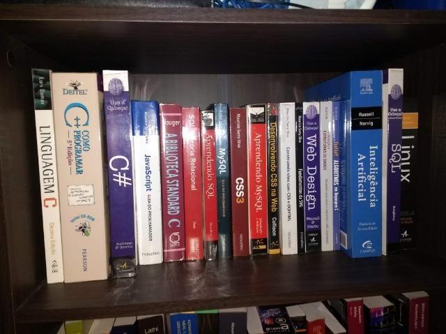 Livros de programação e informática - Foto 5