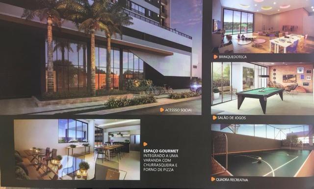 Lançamento no Setor aeroporto 2 Qts 1suíte 64m², 3 Qts 2 suítes 87m² e 3 suites 102m²