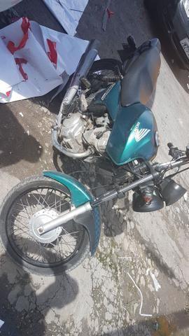 Vendo titan 150 ou troco por carro ou moto