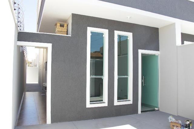 Casa na 604 norte 2/4, sendo 1 suite nova acabamento excelente