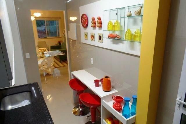 Casa duplex em condomínio c/ suites, 2 vagas EUSÉBIO - Foto 9