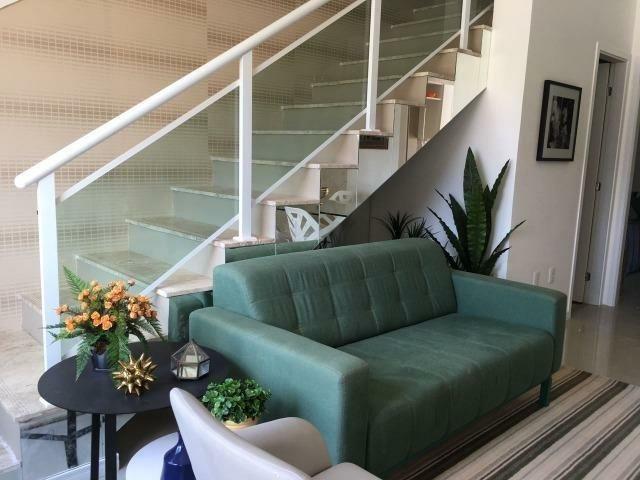 Casa duplex em condomínio c/ suites, 2 vagas EUSÉBIO - Foto 3