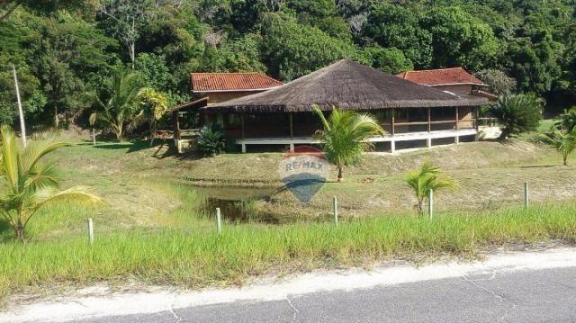 Terreno residencial à venda, praia de mogiquiçaba, belmonte.