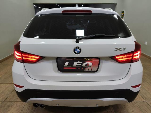 Bmw x1 sport gp 2.0 turbo 2014 top + teto. léo careta veículos - Foto 2
