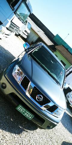 "Caminhao X Nissan Frontier SEL 2.5 Diesel 4x4 Automatica Ano 2008 ""Completa"" - Foto 3"