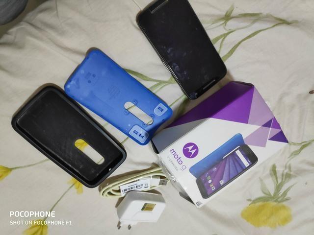 Motorola G3 bem conservado - Foto 5