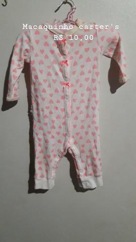 Vendo Roupinhas de Bebê desapegando - Foto 5