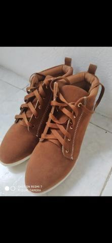 Sapato a venda