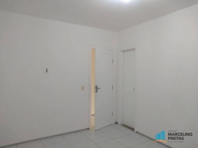 Casa com 3 dormitórios para alugar, 120 m² por r$ 1.239,00/mês - tamatanduba - eusébio/ce - Foto 12