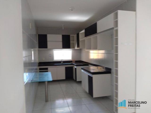 Casa com 3 dormitórios para alugar, 120 m² por r$ 1.239,00/mês - tamatanduba - eusébio/ce - Foto 15