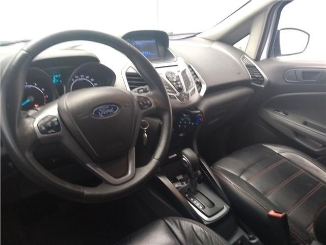 Ford Ecosport 2.0 se 16v flex 4p powershift - Foto 8