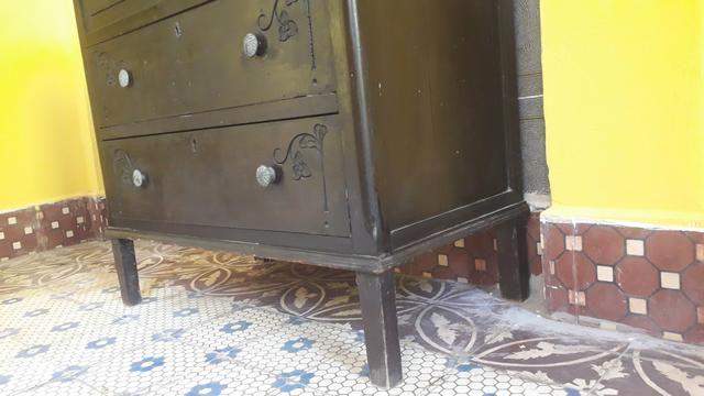 Antiguidade - Cômoda penteadeira - Foto 6