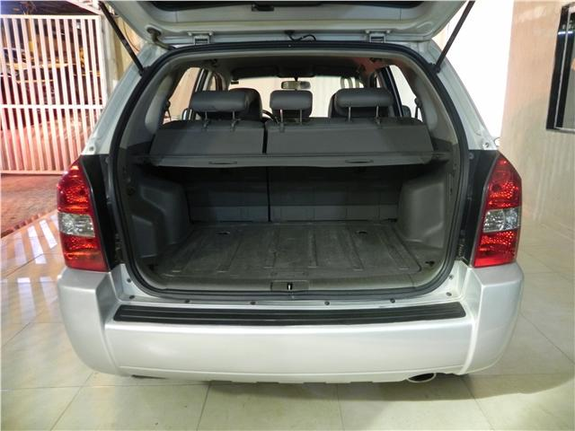 Hyundai Tucson 2.0 mpfi gl 16v 142cv 2wd gasolina 4p manual - Foto 9