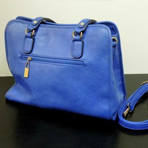 Bolsa Original Veryrio Azul Feminina - Foto 4