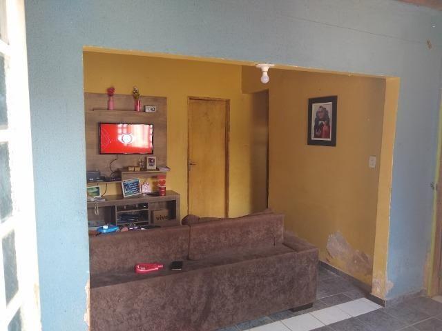 Casa Escriturada na QR 619 c/3 Qts + Barraco - Foto 3