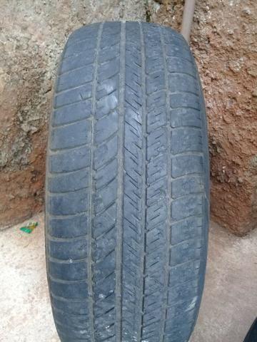 Pneus aro 15/ meia vida/ dois pneus por 120 reais/ * whatsapp - Foto 5
