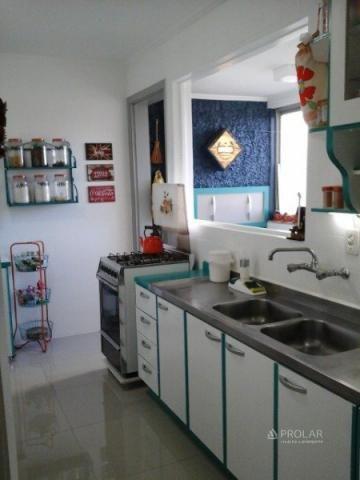Apartamento à venda com 2 dormitórios em Nossa senhora de lourdes, Caxias do sul cod:11492 - Foto 7