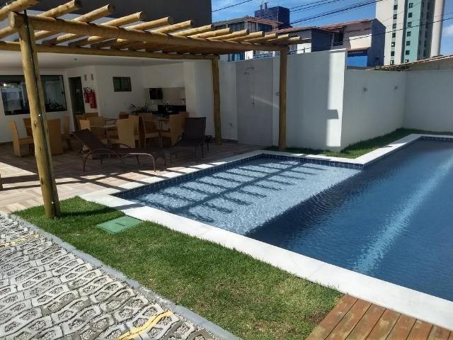 Apartamento em Ponta Negra - 40m² e Cobertura de 80m? - Vida Calma - Foto 7