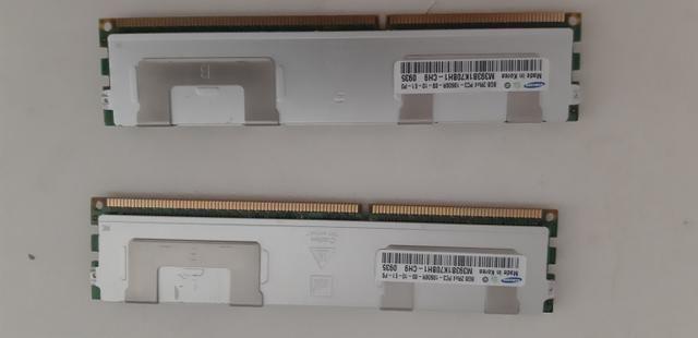 Memoria RAM PC ECC DDR3 8GB 10600 com dissipador - Foto 3