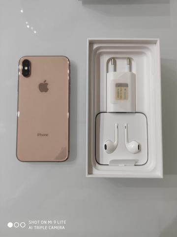 IPhone XS 64GB Novo demais ( Dourado ) - Foto 6