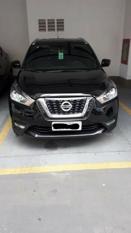 Nissan Kicks sl cvt 2016/2017