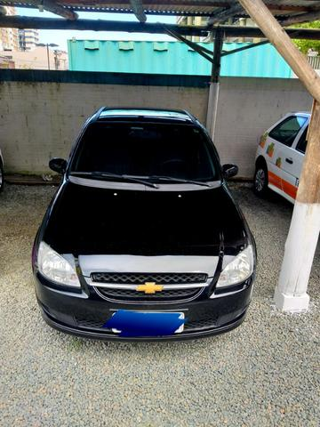 Lindo Chevrolet Classic LS, 2014, completo.
