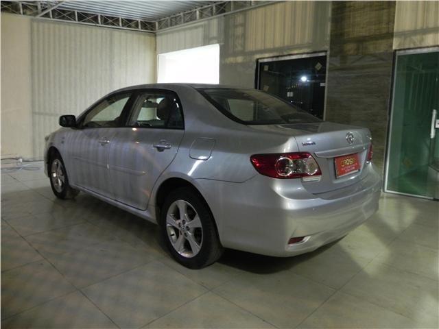 Toyota Corolla 1.8 gli 16v flex 4p automático - Foto 4