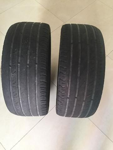 2 pneus usado R17 225/45