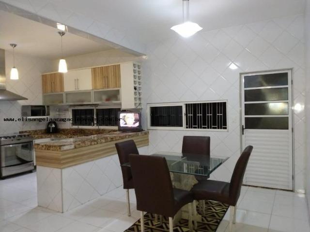 Parangaba, Casa plana com 05 quartos, 10 vagas, 378 M2, aceita financiamento, CP 100 - Foto 7