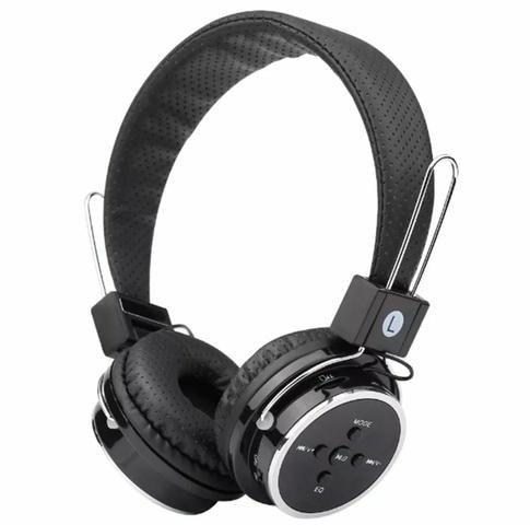 Fone de Ouvido Headphone Bluetooth Micro Sd