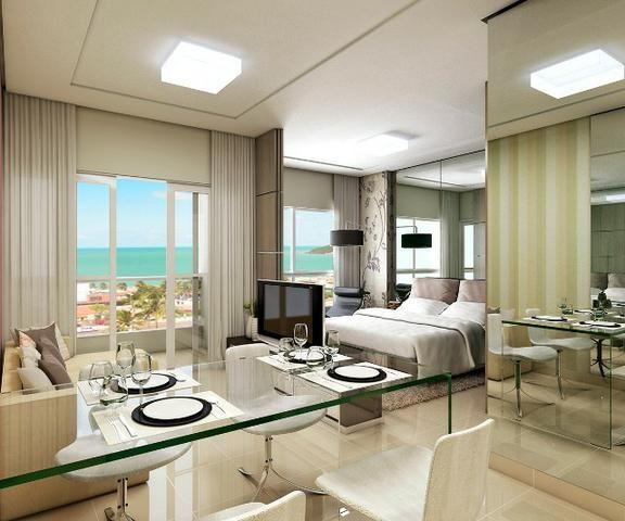 Apartamento em Ponta Negra - 40m² e Cobertura de 80m? - Vida Calma - Foto 16