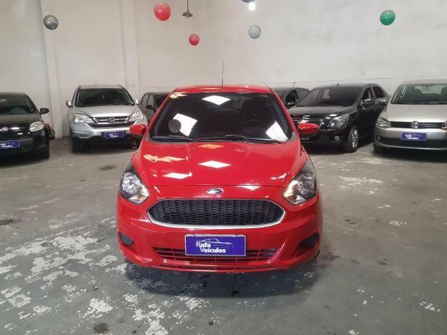 Ford ka 1.0 2018 r$ 33.900,00 rafa veículos - eric - Foto 5