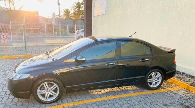 Honda New Civic 1.8 EXS - 2008 - Foto 5