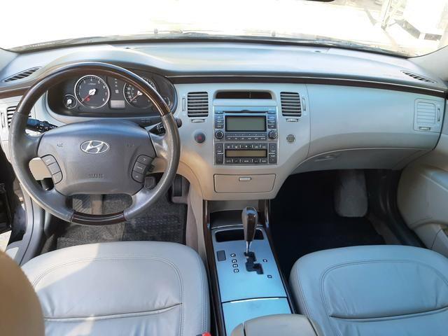 Hyundai azera aut 2010 impecável oportunidade única 26.900 sem entrada - Foto 9