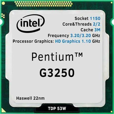 Intel Pentium G3250 3.2 GHz