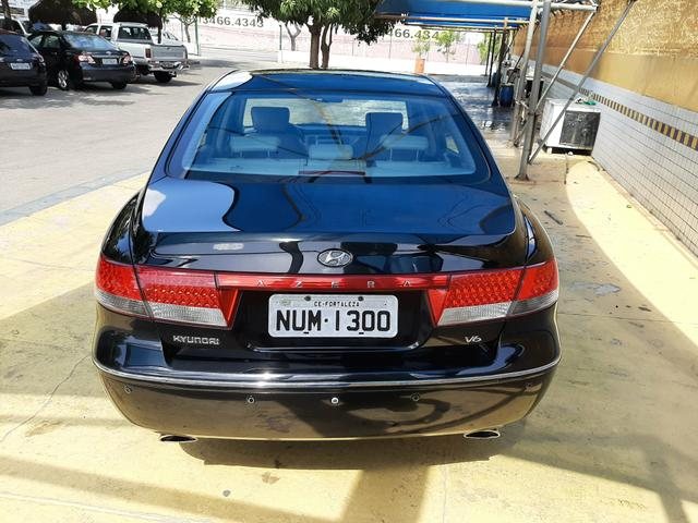 Hyundai azera aut 2010 impecável oportunidade única 26.900 sem entrada - Foto 5
