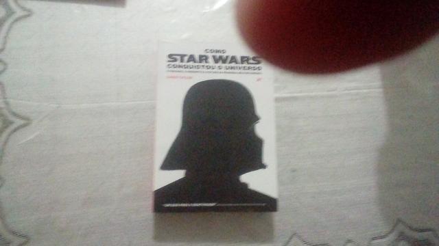 Livro star wars - como conquistou a estrela