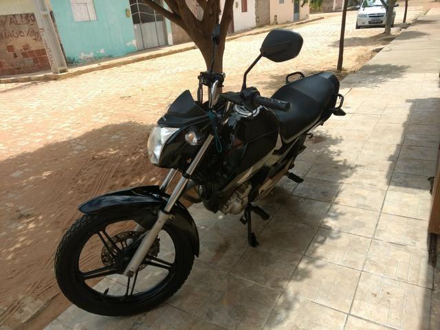 Vendo ou troco por moto de menor valor 160 2016 - Foto 5