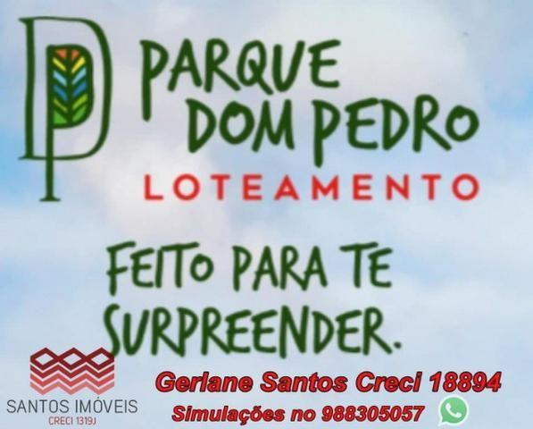 Terreno para Venda, Fortaleza / CE, bairro Pedras, Parque Dom Pedro 3