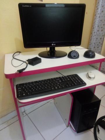 Computador completo 300 reais